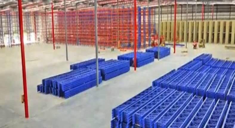 Australia warehouse