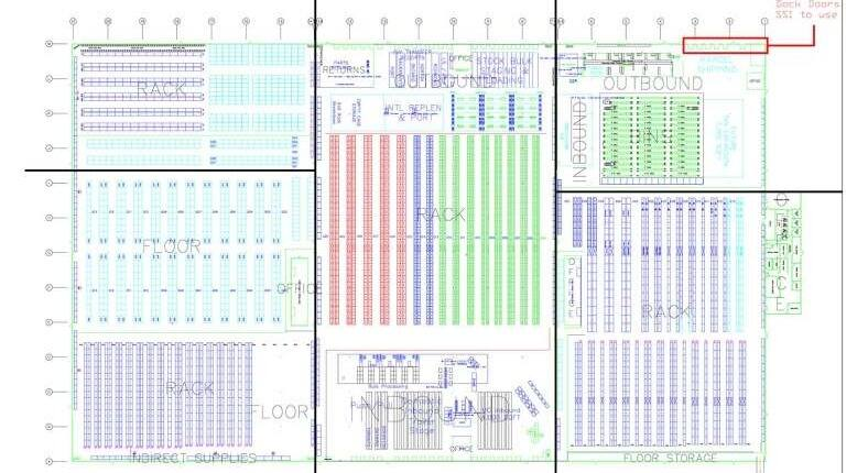 Project Mississippi CAD