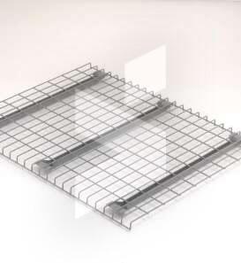 flared wire decking