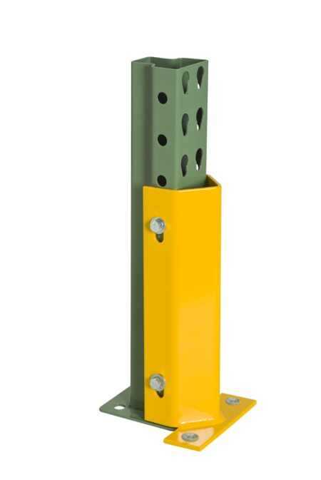 bolted column protector