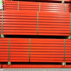 pallet rack beams