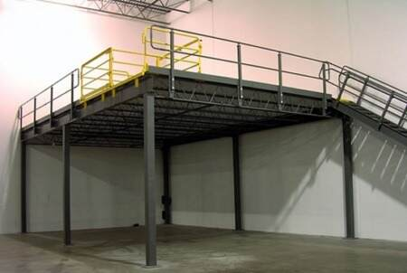 free standing mezzanines