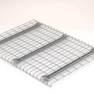 deep flared channel wire decking