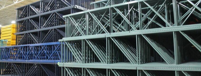 Buy Used Warehouse Equipment SSI Warehouse