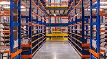 California food distributor warehouse