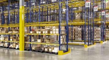 warehouse for medical manufacturer in Nashville