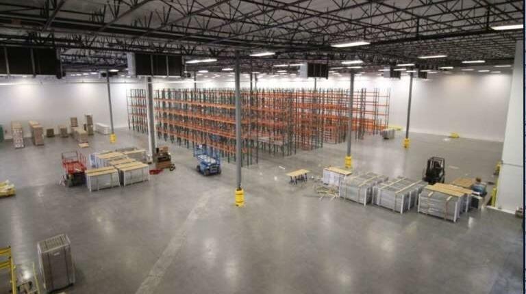 Project Utah Warehouse