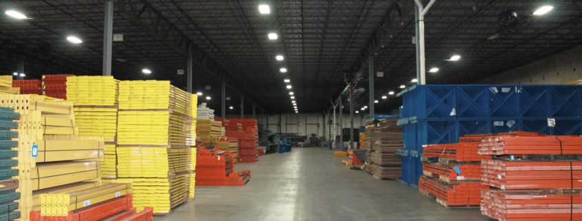 Inventory Warehouse Pic/Achieve your goals