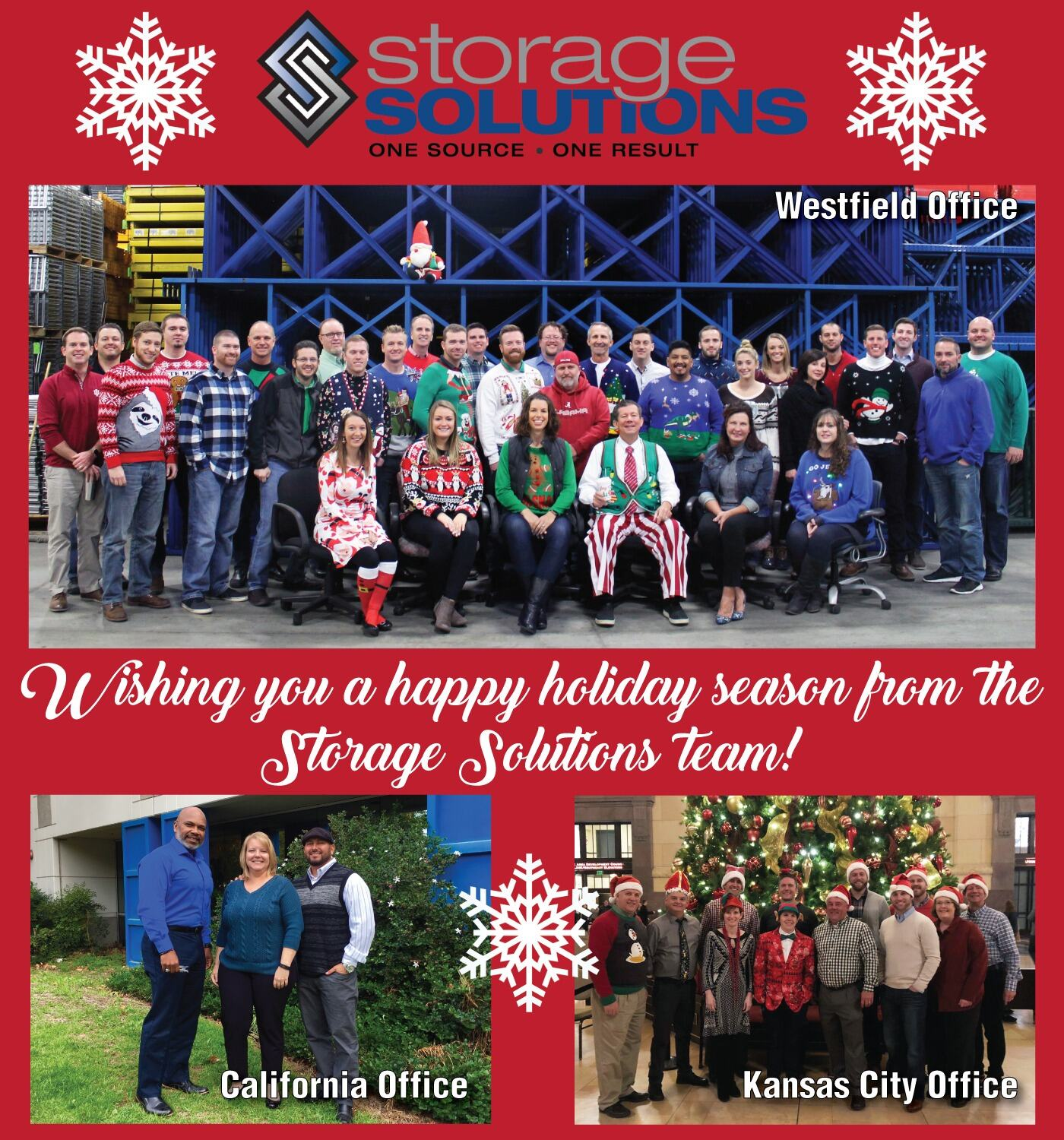 Inventory and Holiday Hours