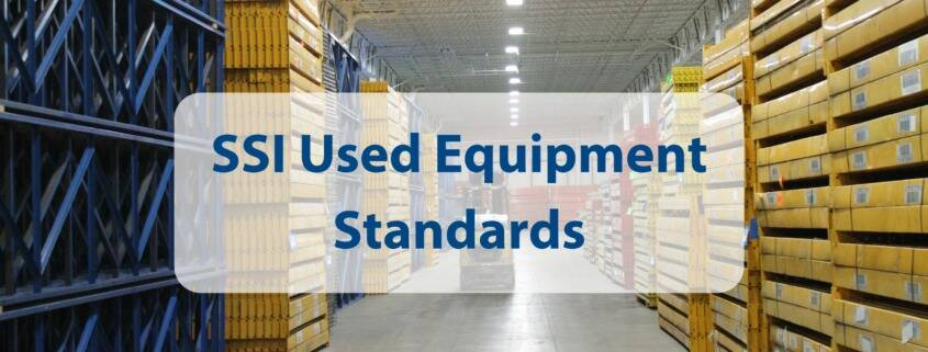 Used Equipment Safety