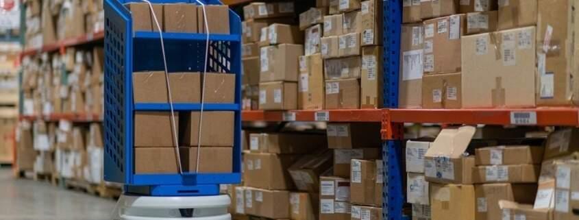 Fetch Robotics Shelf