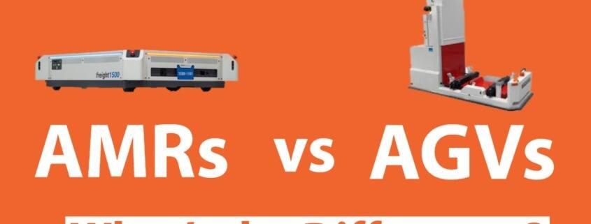 AMR vs. AGV