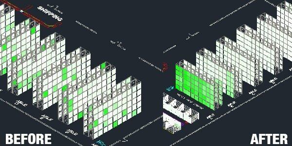 Project Spotlight Smart Slotting
