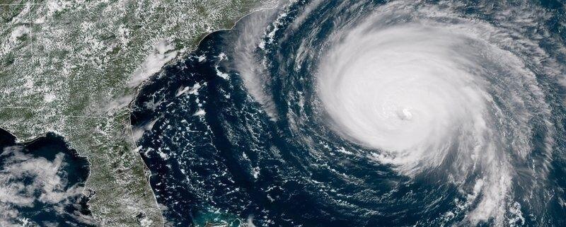Hurricane Florence North Carolina