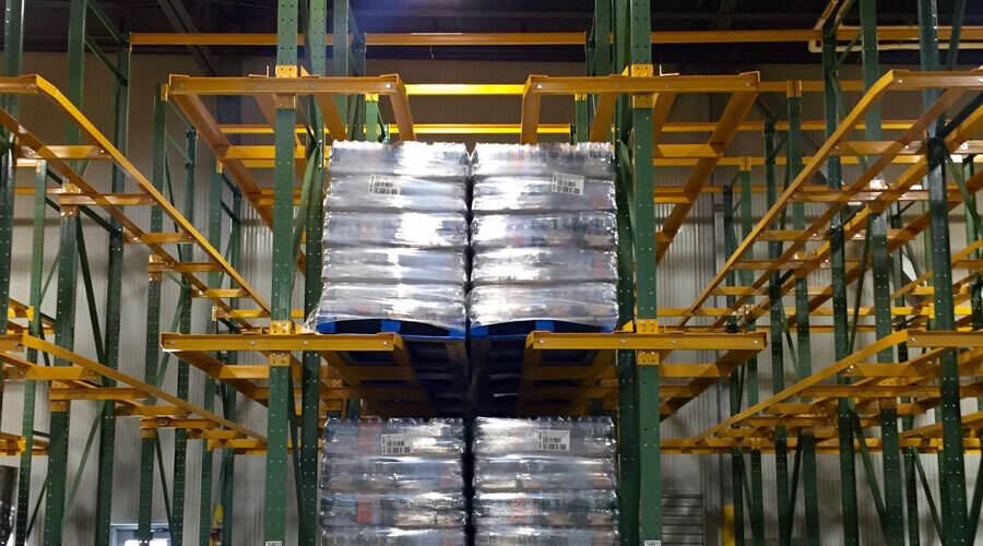 dual-load-racking