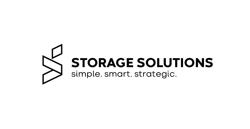 Storage Solutions Black and White