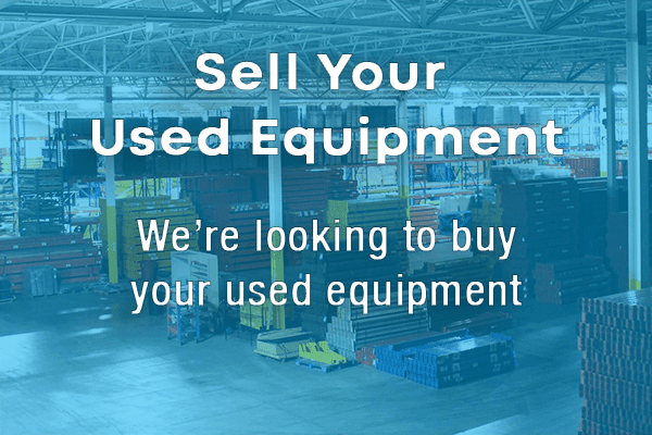 Sell Your Used Equipment