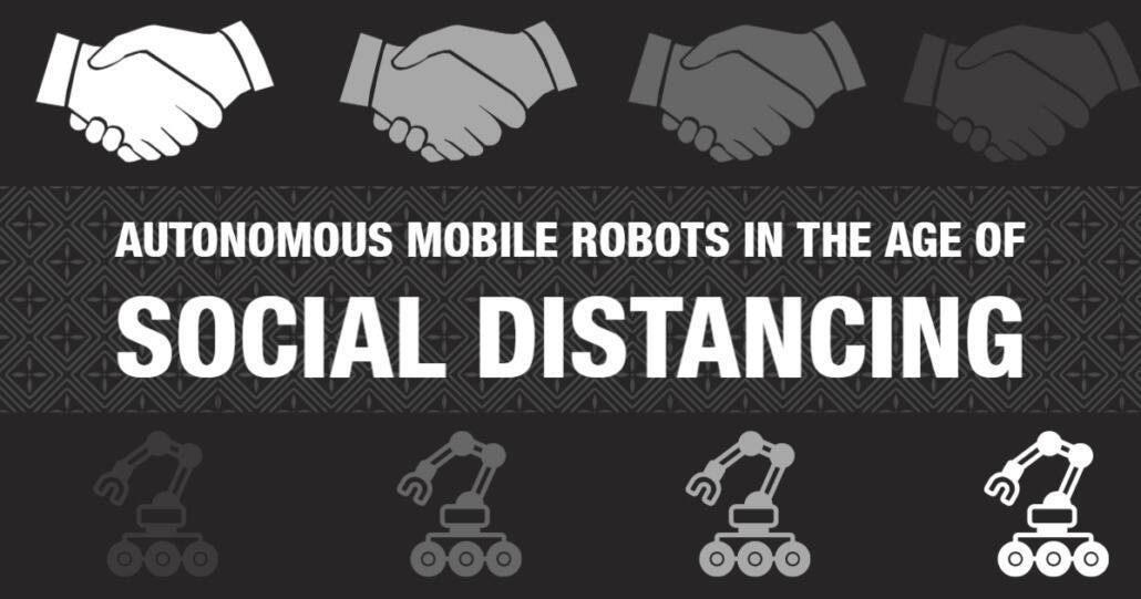 autonomous mobile robots-social-distancing