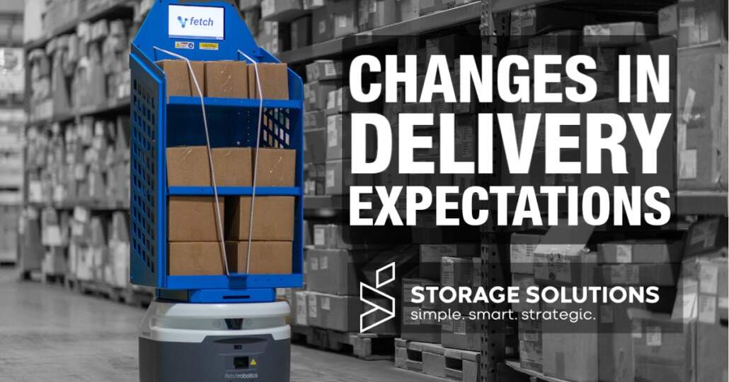 Delivery Expectation Changes