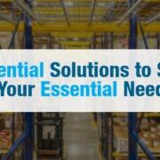 essential solutions storage needs