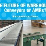 Conveyors or AMRs