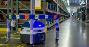 Autonomous Mobile Robots (AMRs)