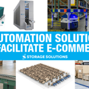 Automation Solutions to Facilitate E-Commerce