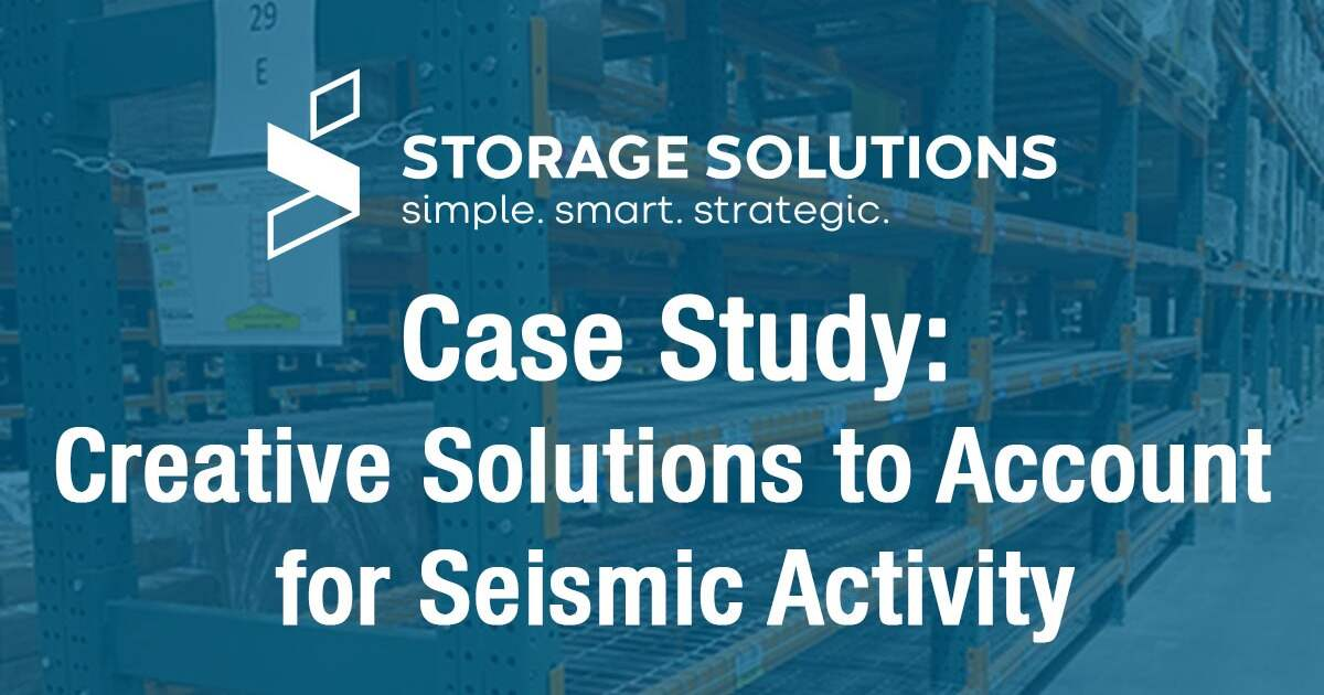 Creative Solutions to Account for Seismic Activity Header