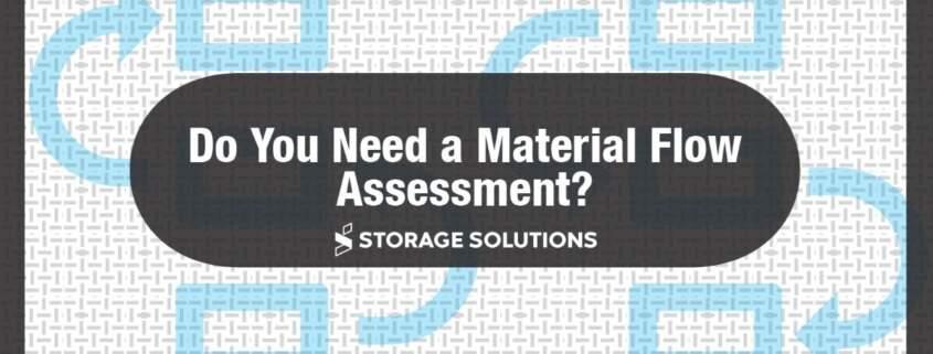 Material Flow Assessment