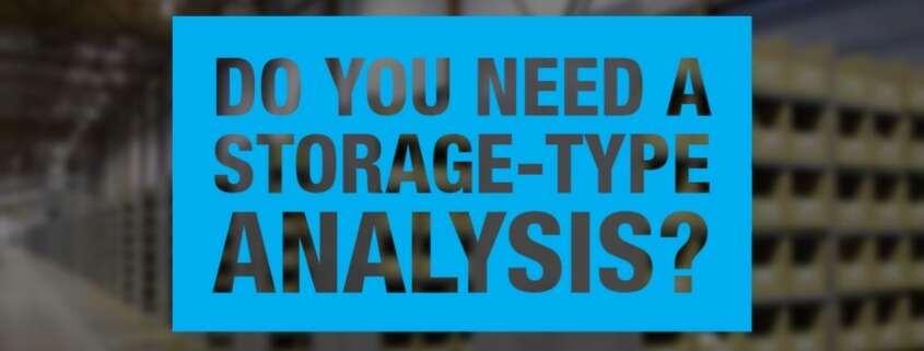 Storage-Type Analysis Blog