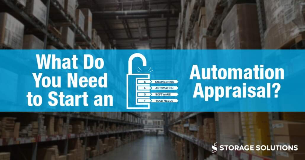 EASY Automation Appraisal Requirements