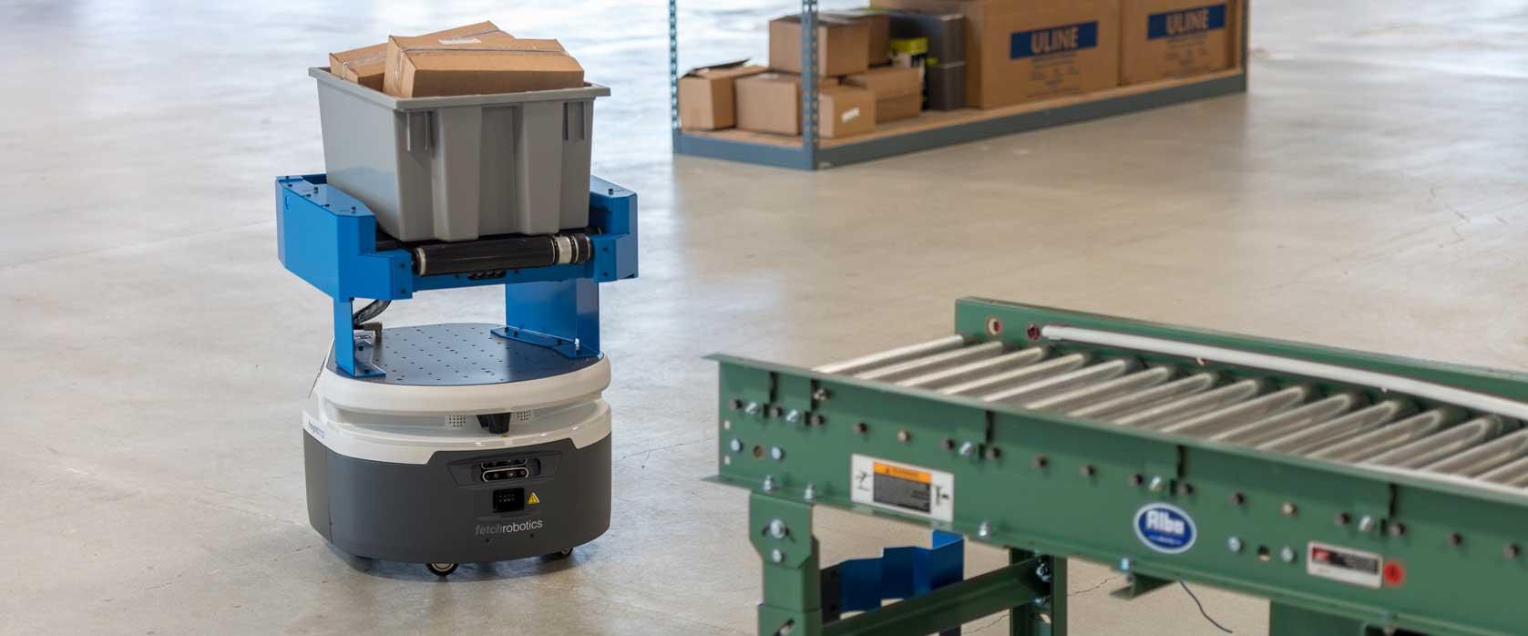 Fetch Robotics RollerTop