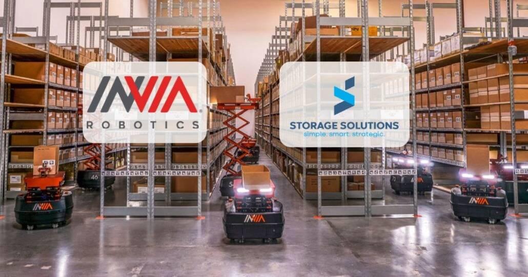 inVia Robotics SSI Partnership