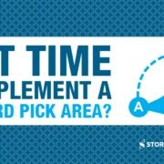 Implement Forward Pick Area