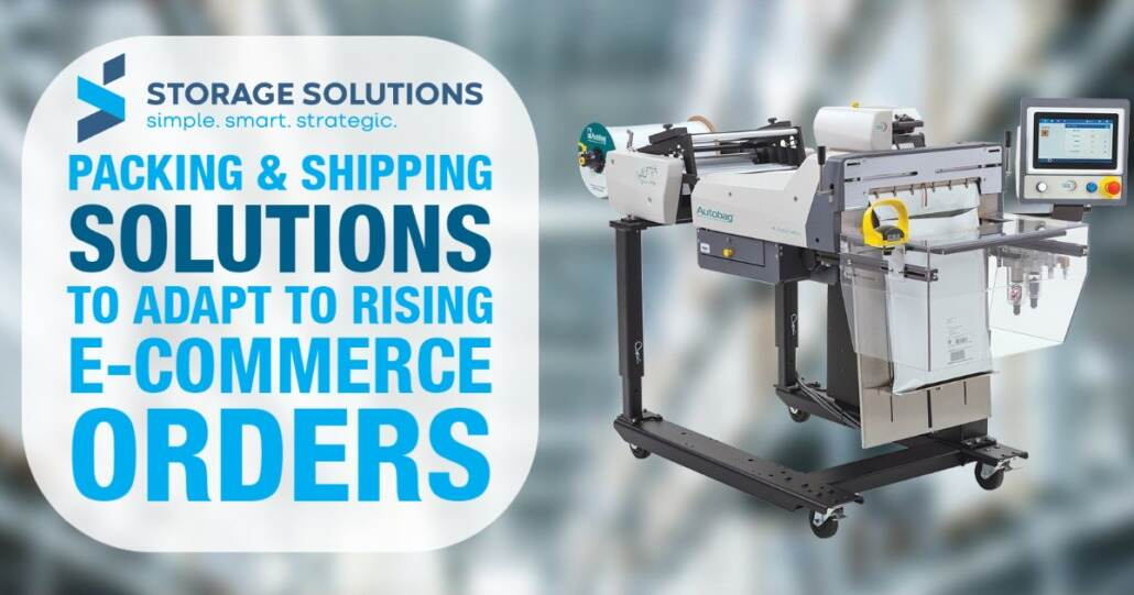 Packing and Shipping Solutions for ECommerce